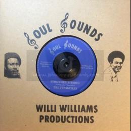 "Soul Sounds-7""-Stronger..."
