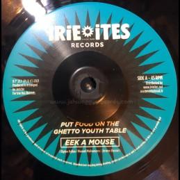 """Irie Ites-7""""-Put Food On..."""