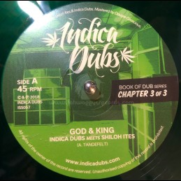 "Indica Dubs-12""-God & King..."