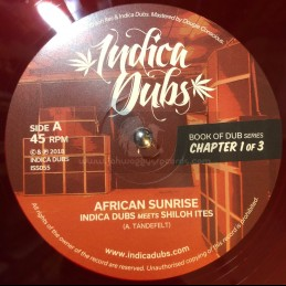 "Indica Dubs-12""-African..."