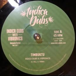 """Indica Dubs-7""""-Timbuktu /..."""