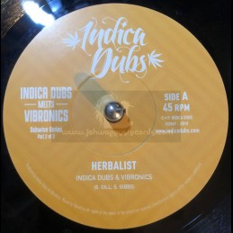 "Indica Dubs-7""-Herbalist /..."