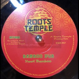 """Roots Temple-7""""-Bamboo Dub..."""