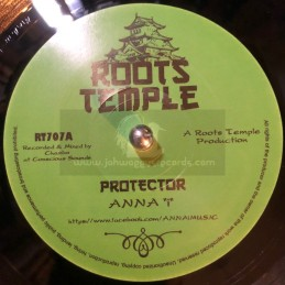 """Roots Temple-7""""-Protector /..."""