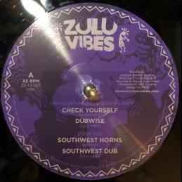 "Zulu Vibes-12""-Check..."