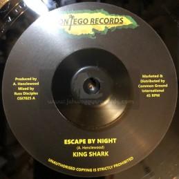 "Montego Records-7""-Escape..."