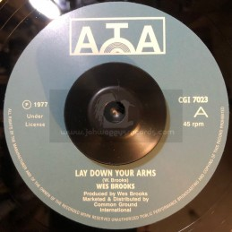 "Ata-7""-Lay Down Your Arms /..."