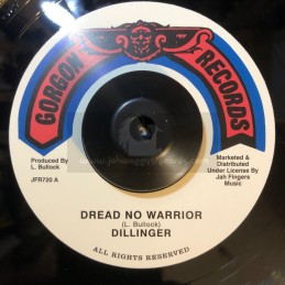 "Gorgon Records-7""-Dread No..."