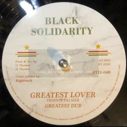"""Black Solidarity-12""""-Duppy..."""