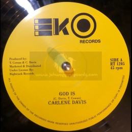 "EKO Records-12""-God Is /..."