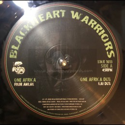"Blackheart Warriors-10""-One..."