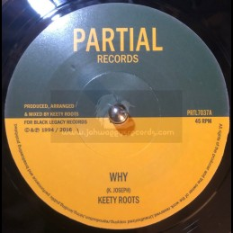 """Partial Records-7""""-Why /..."""