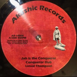 "Akashic Records-10""-Jah is..."