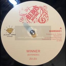 """Bebo's Music-12""""-Winner /..."""