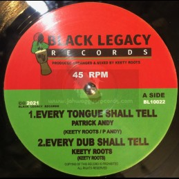 Black Legacy...