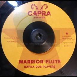 "Capra Records-7""-Warrior..."
