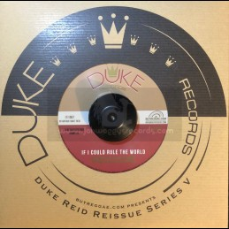 "Duke Records-7""-If I Could..."