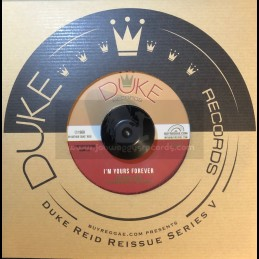 "Duke Records-7""-I'm Yours..."