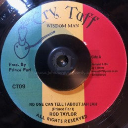 "CRY TUFF-7""-NO ONE CAN TELL..."