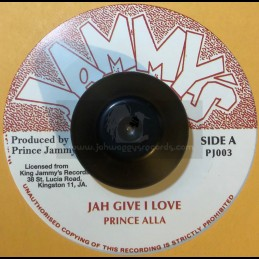 "Jammys-7""-Jah Give I Love /..."