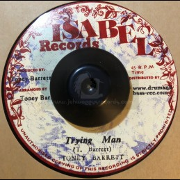"""Isabel Records-7""""-Trying..."""