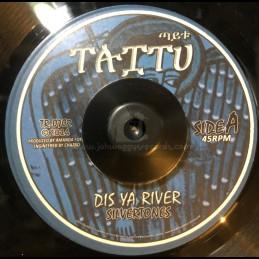 """Taitu Records-7""""-Dis Ya..."""