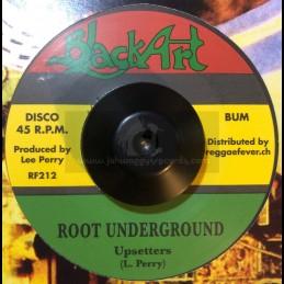 """Black Art-7""""-Underground..."""