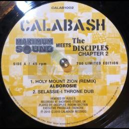 """CALABASH-10""""-MAXIMUM SOUNDS..."""