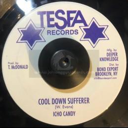 "Tesfa Records-7""-Cool Down..."