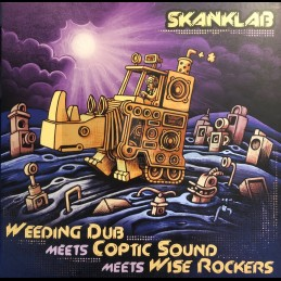 "Skank Lab-12""-Dub Is The..."