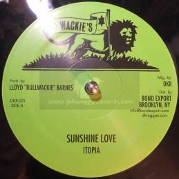 "Wackie's-12""-Sunshine Love..."