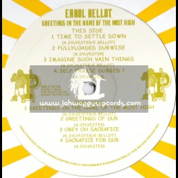 "Sip A Cup Showcase Vol-17-12""-Greetings In The Name Of The Most High / Errol Bellot"