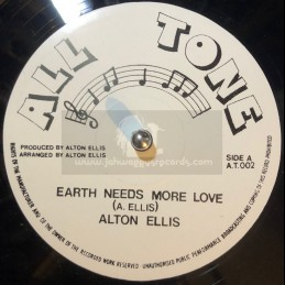 "All Tone-12""-Earth Needs..."