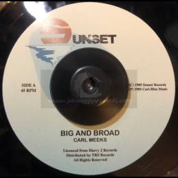 "Sunset Records-7""-Big And..."