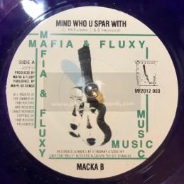 """Mafia & Fluxy Music-7""""-Mind..."""
