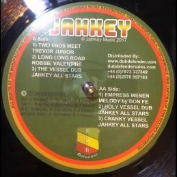 "Jahkey-Dub Defender-12""-Two..."