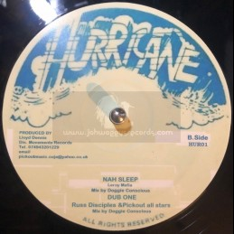 "Hurricane-12""-Nah Sleep /..."