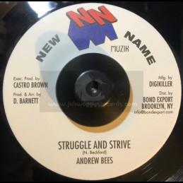 "New Name Muzik-7""-Struggle..."