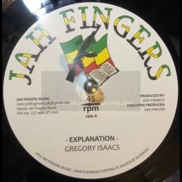 """Jah Fingers-7""""-Explanation..."""