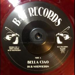 """Bat Records-7""""-Bella Ciao /..."""
