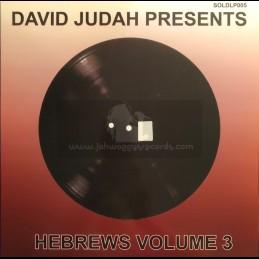 Solar Dub Records-Lp-David...