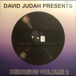 Solar Dub-Lp-David Judah...