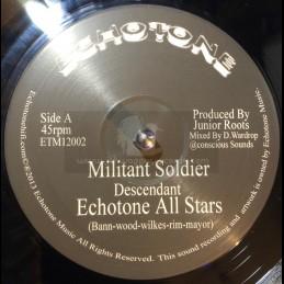 "Echotone Music-12""-(Test..."