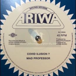 "Ariwa-12""-Covid Illusion /..."