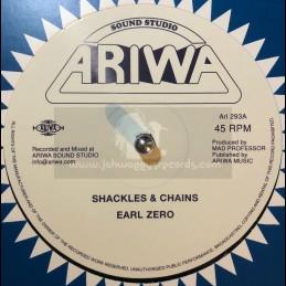 "Ariwa-12""-Shackles & Chains..."
