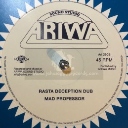 """Ariwa-12""""-Rasta Deception /..."""