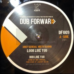 "Dub Forward-12""-Look Like..."