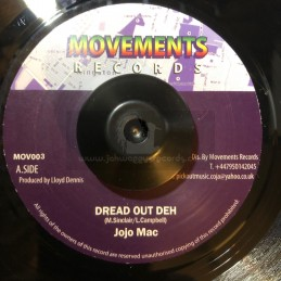 "Movements Records-7""-Dread..."