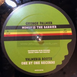 """One By One Records-7""""-Money..."""