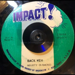 """Impact-7""""-Back Weh / Mighty..."""